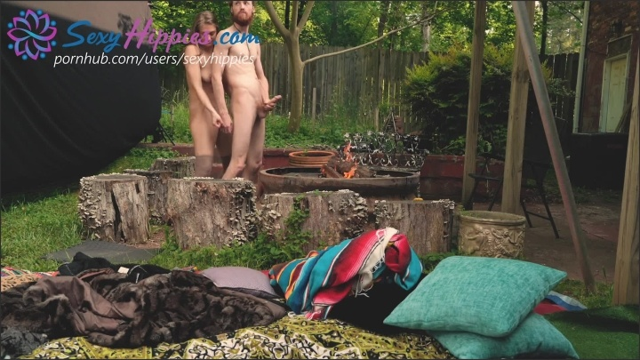 [Full HD] A Fucking Conversation Outdoors With The Hippies Sexy Hippies - SexyHippies - - 00:46:51 | Babe, Couple, Squirt - 893,9 MB