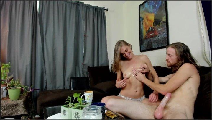 [HD] Morning Coffee And Cock Milking Into Condom - SexyHippies - - 00:24:43   Condom Handjob, Condom Cumshot - 194,8 MB