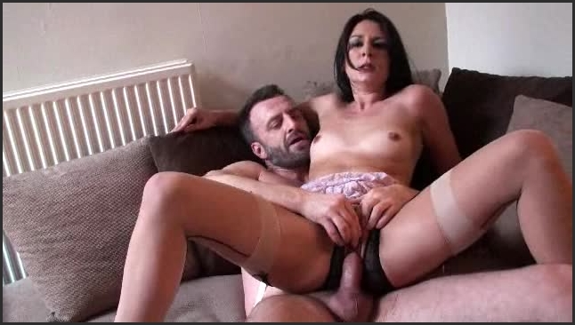 Sophie Gxxx Reverse Cowgirl Gagging