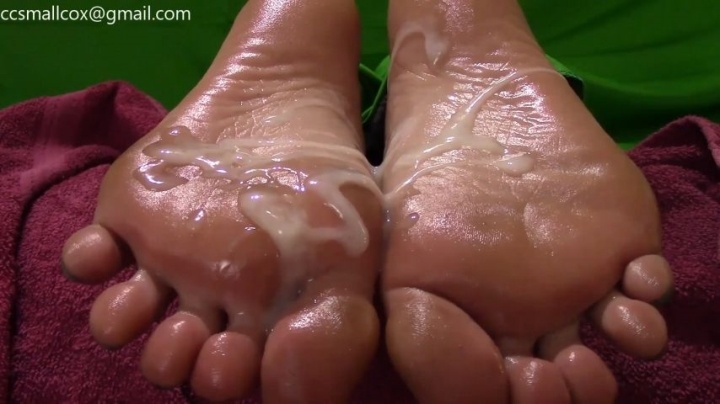 Stickysoles Cumpilation 1 With Super Slow Motion