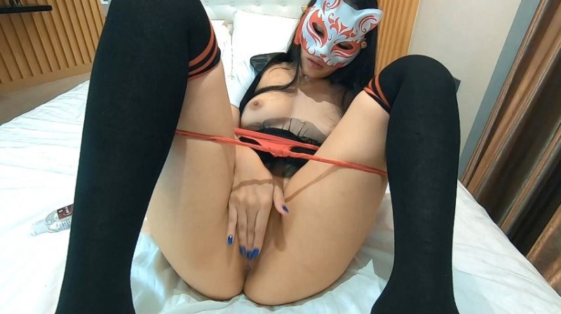 [Full HD] Tianaquinn Asian Tight Pussy Getting Stretched - Tianaquinn - ManyVids-00:11:54 | Dildo Fucking, Asian, Mask Fetish - 328 MB