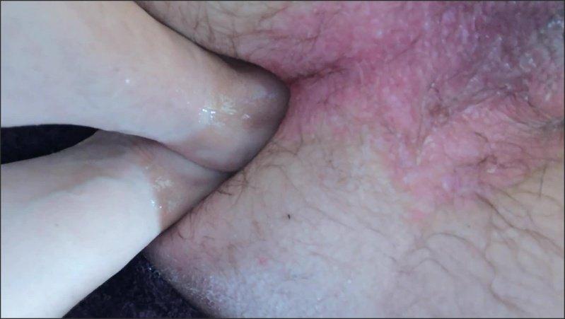 [Full HD] Femdom Double Fisting Until He Milks Uk Amateur Couple  - TinyFemdom - -00:08:08   Prostate Massage, Amateur - 197,7 MB