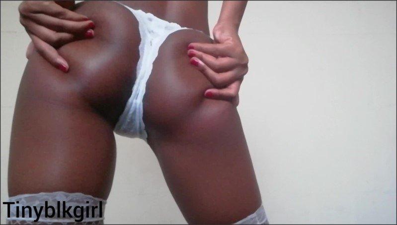 [Full HD] Tinyblkgirl Ass Worship - Tinyblkgirl - -00:06:20 | Sexy Lingerie, Skinny Girl Big Ass, Tinyblkgirl - 203,2 MB
