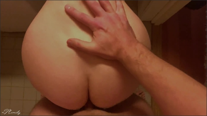 [Full HD] 30 He Supprised Me With A Creampie While I Was Brushing My Teeth - XMimily - - 00:10:17 | Big Tits, Amateur - 209,1 MB