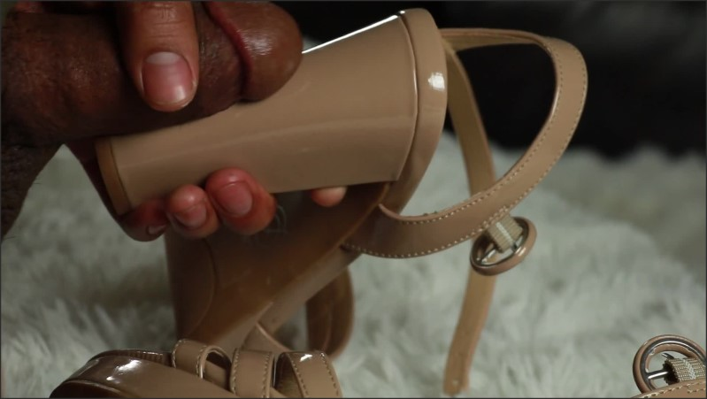 [Full HD] I Ordered Him To Fuck My Heels  - Xmissxnicolex - -00:10:22 | Cumshot, High Heel Fucking, Femdom - 215,2 MB